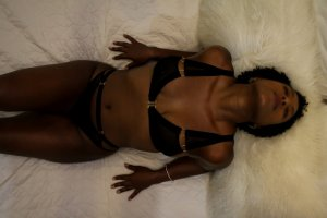 Nebia escort girl in Hazel Crest and nuru massage