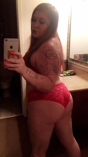Romaine live escort in Conway FL & tantra massage