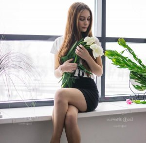 Alyma erotic massage in Fitzgerald, escort girl
